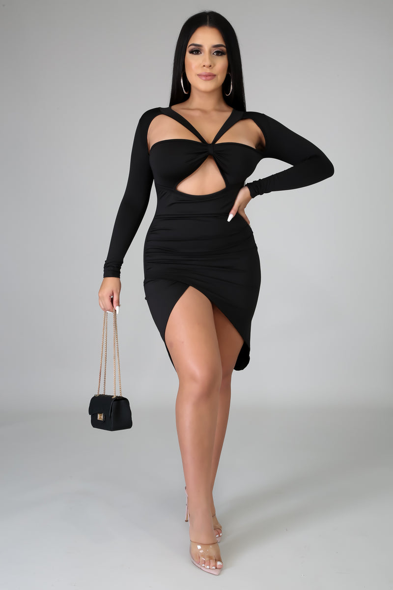 Extravagant Body-Con Dress | GitiOnline