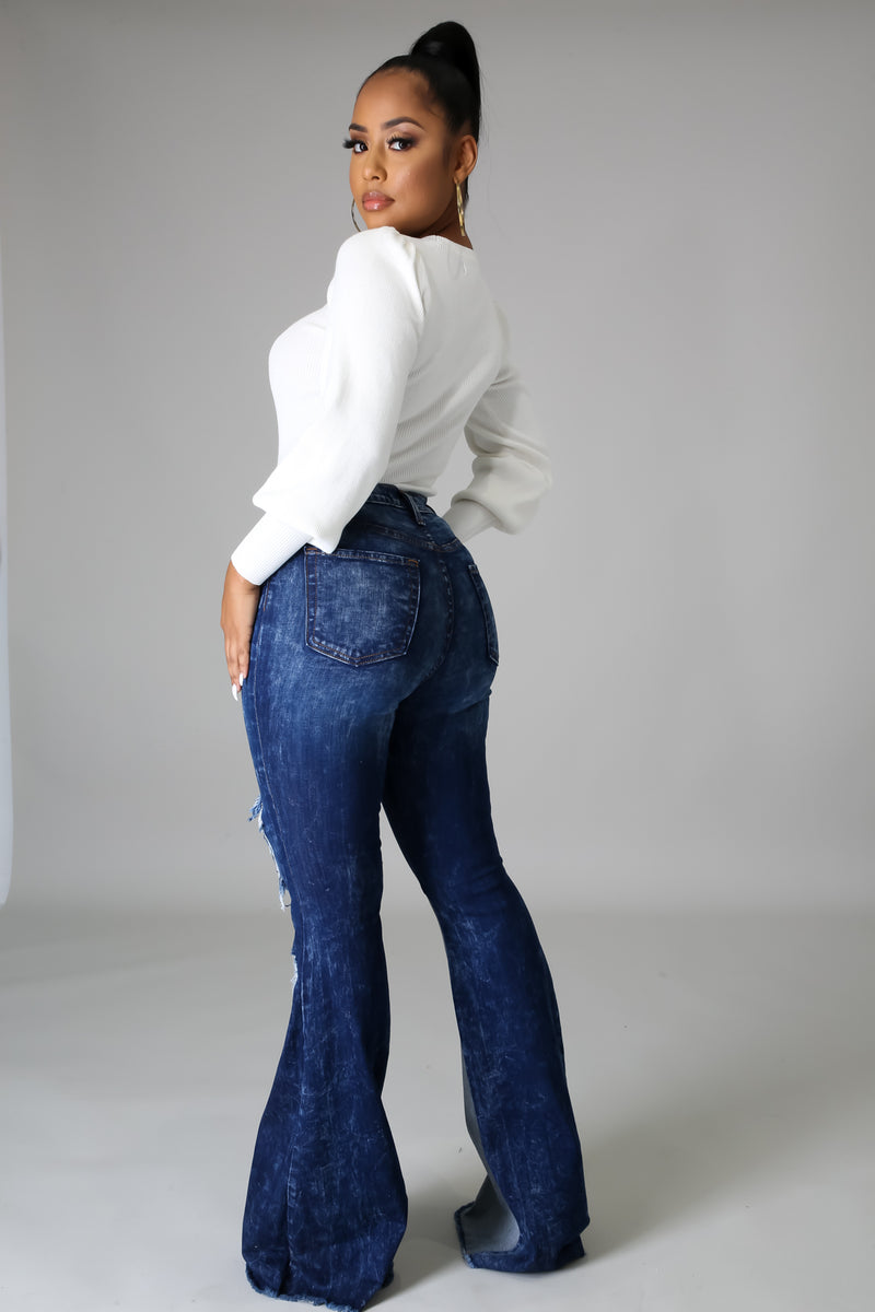 Bend And Snap Jeans