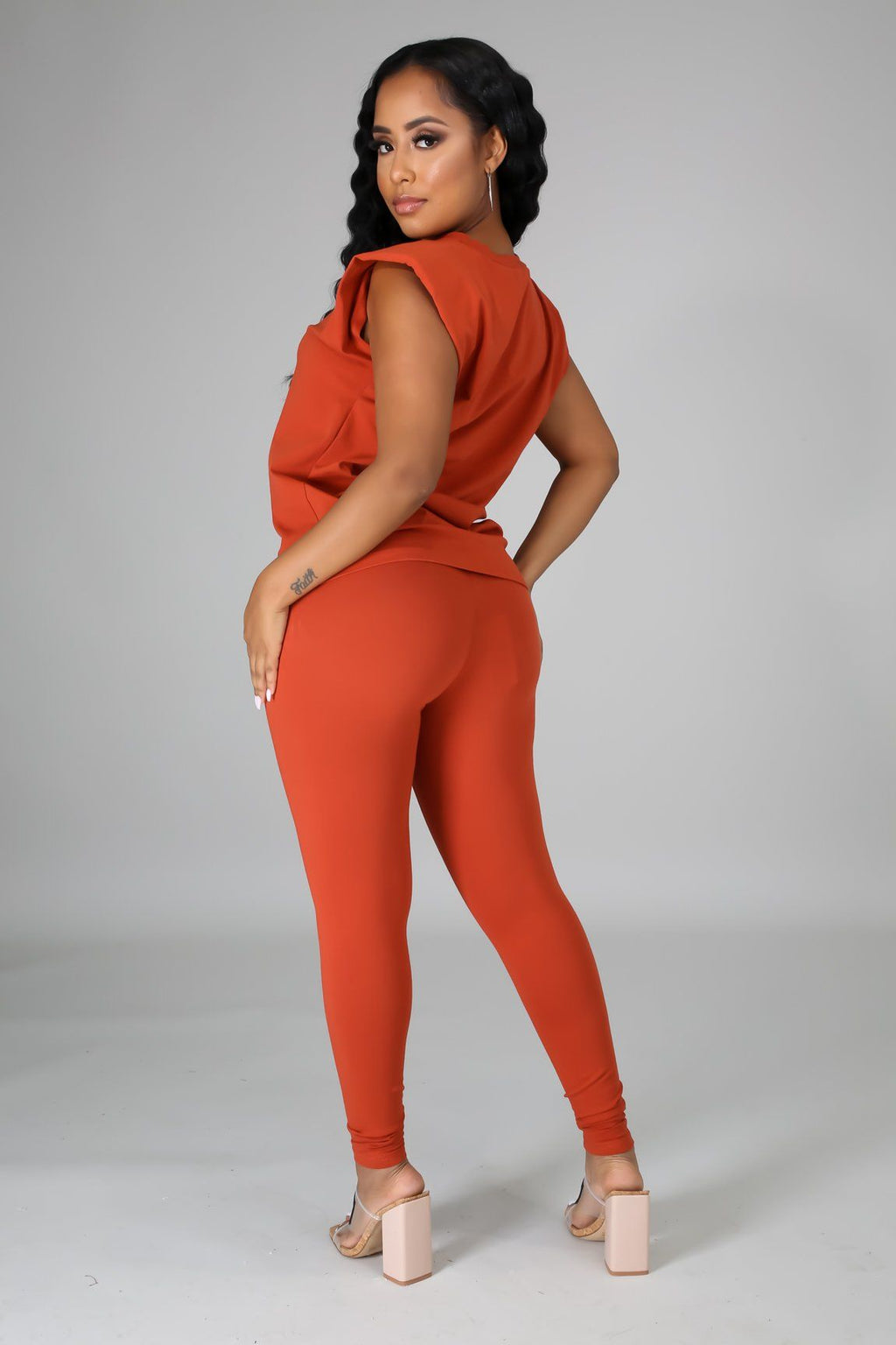 Would You Mind Legging Set