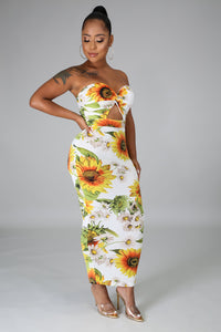 Summer Bloom Dress