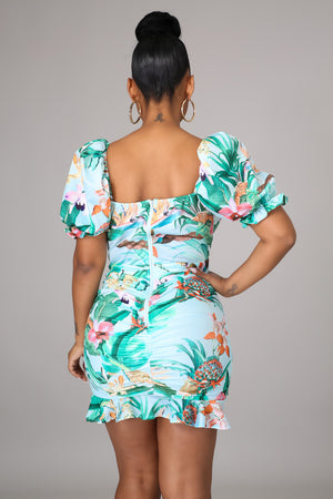 Brunch Mimosa Dress