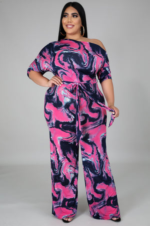 Make An Impact Jumpsuit