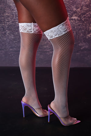 Thigh High Leg Hose | GitiOnline