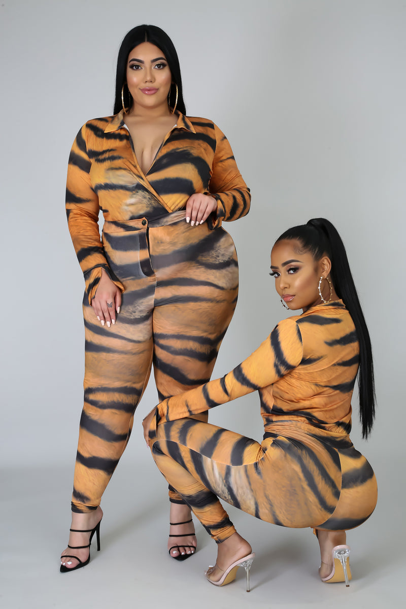 Imma Savage Pant Set
