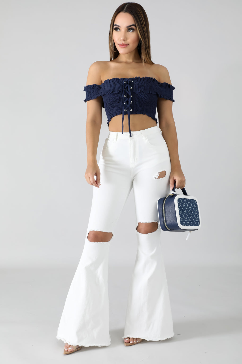 Accordion Tube Top | GitiOnline