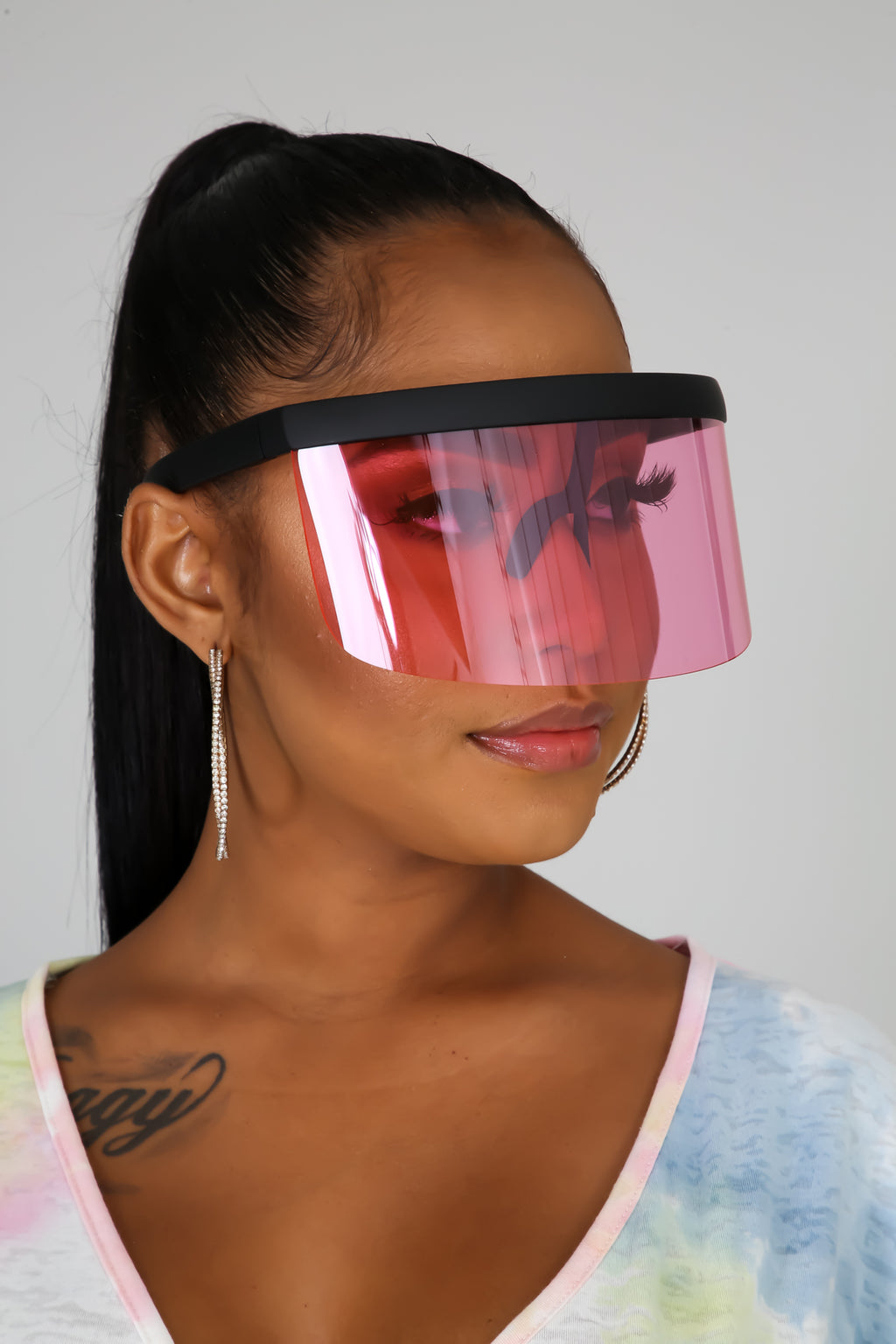 Eye Shield Shades