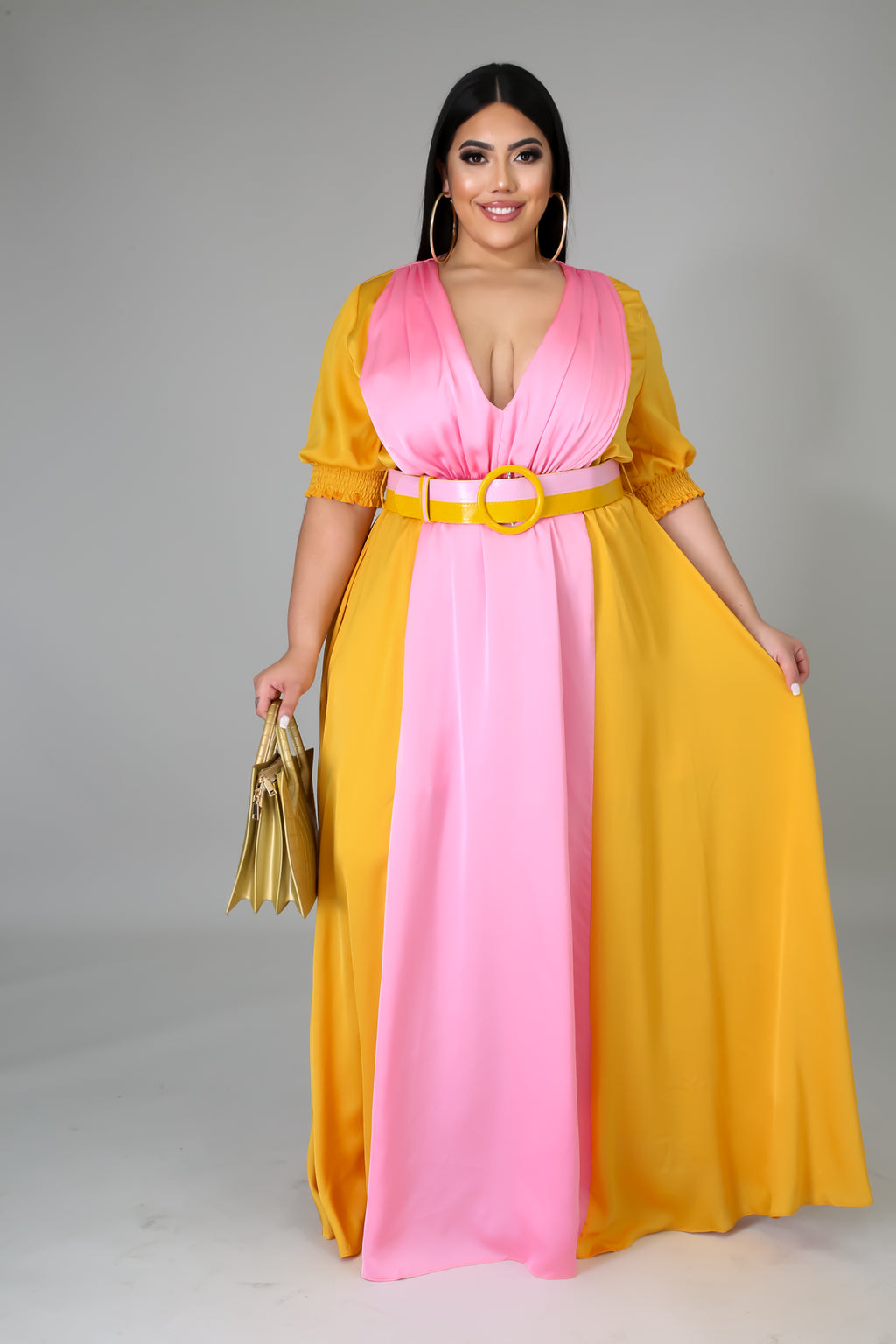 Escaping Love Maxi dress
