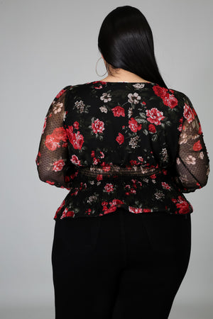 Roses Of You Top | GitiOnline