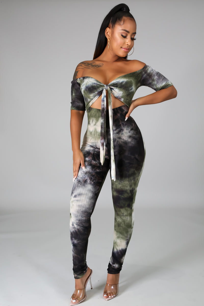 Keep It On The Low Jumpsuit