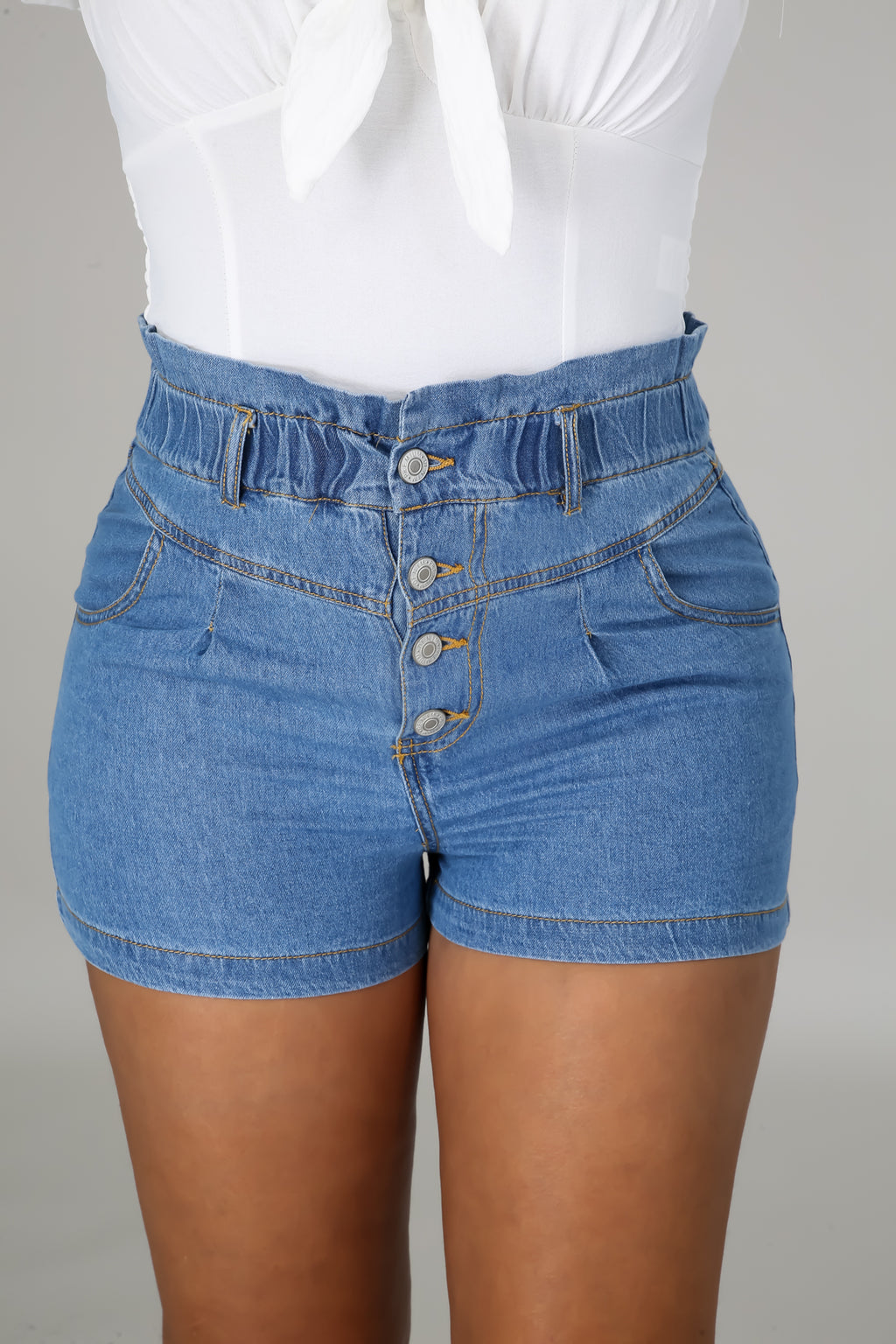 Much Needed Denim Shorts