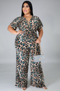 Wild Like Me Jumpsuit