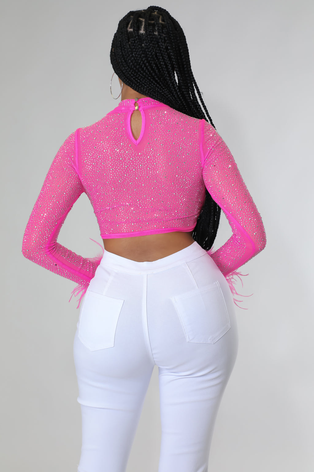 Choker Scrunch Body-Con Dress
