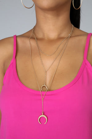 Horns Necklace