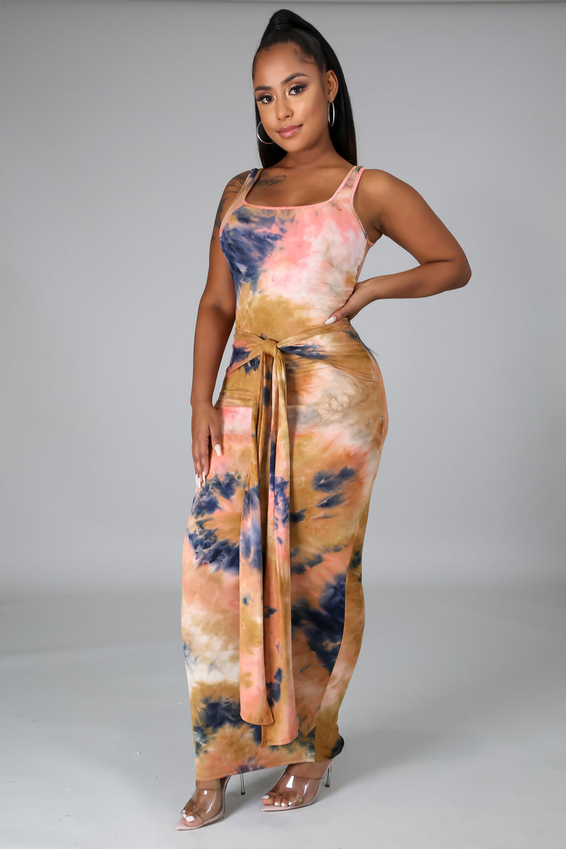 The New Comfort Maxi Dress