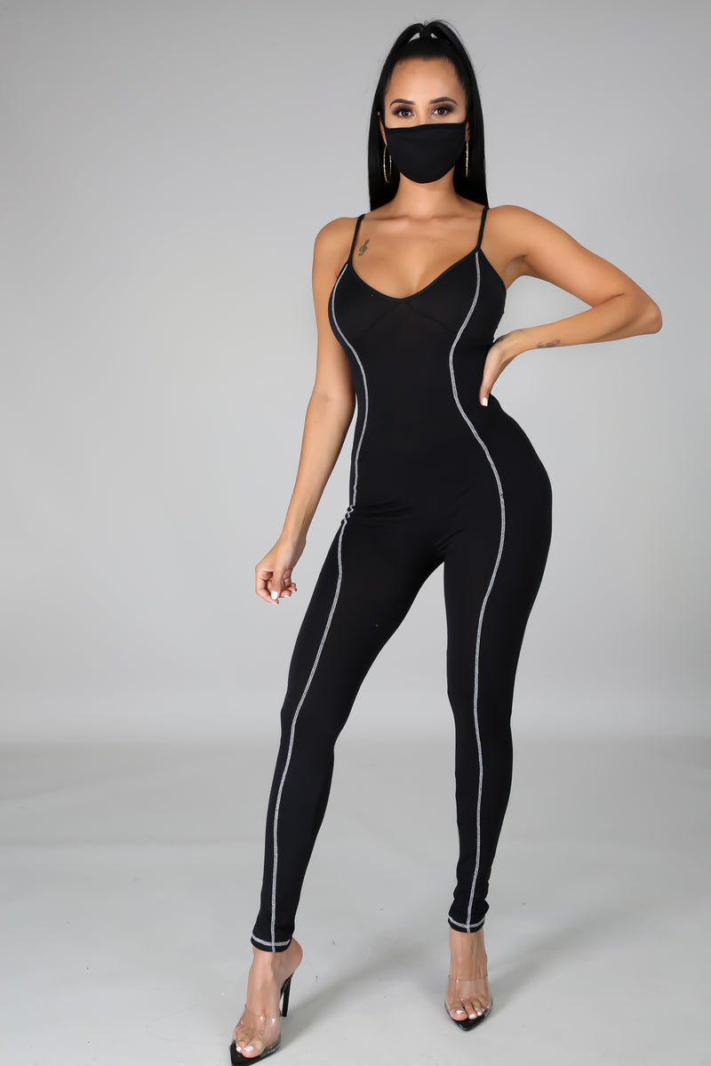 Gotchu Jumpsuit Set