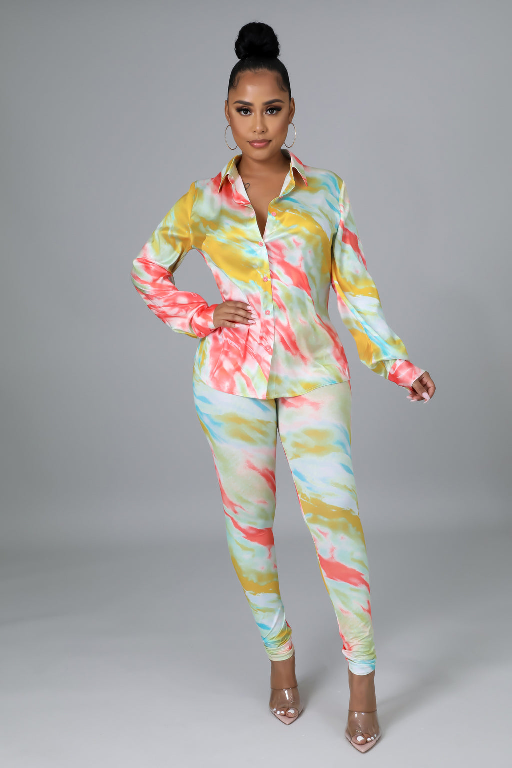 Grammy Glam Maxi Dress