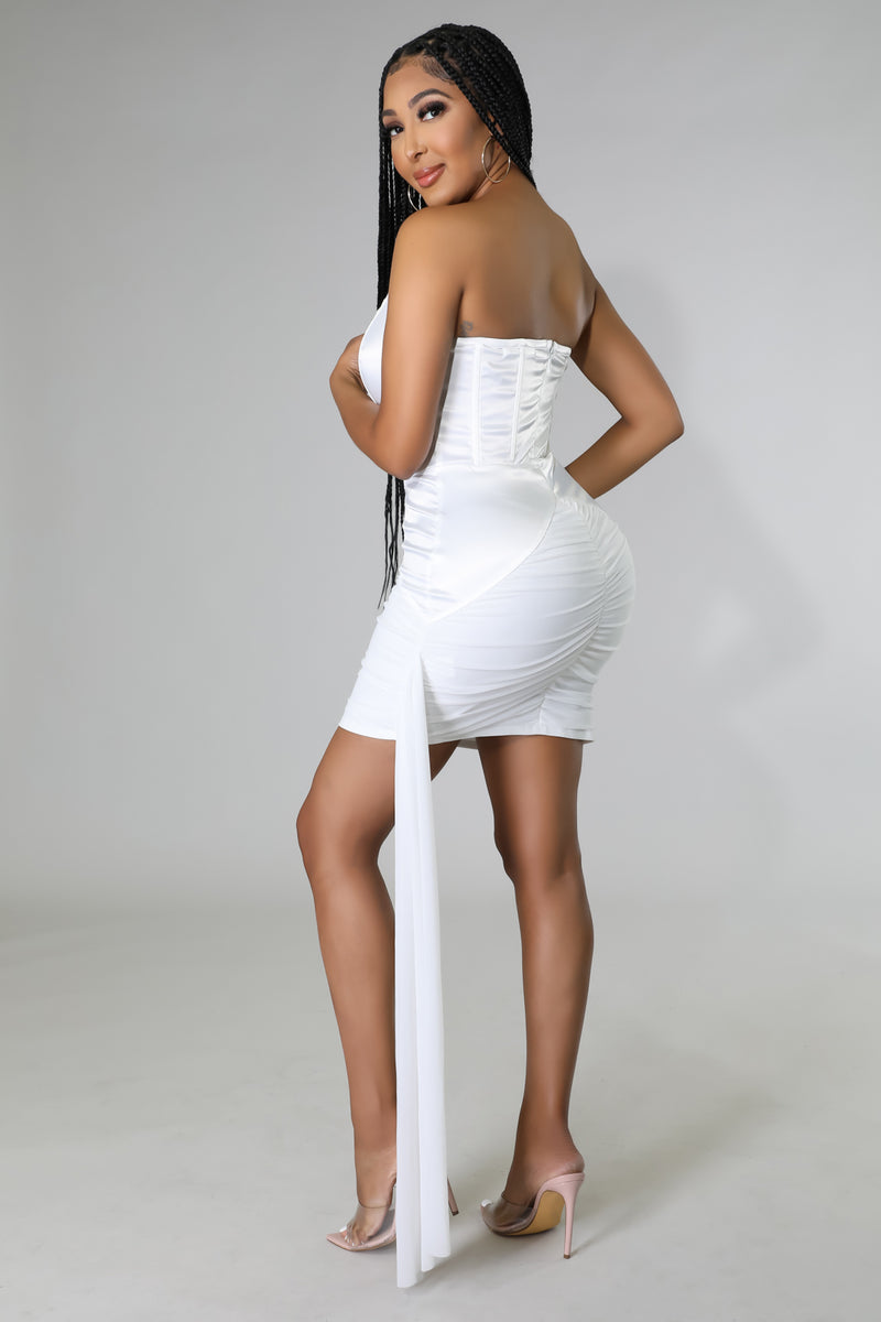 Sequin Tacks Body-Con Dress | GitiOnline