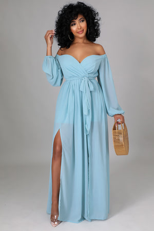 Tube Stripe Palazzo Set | GitiOnline