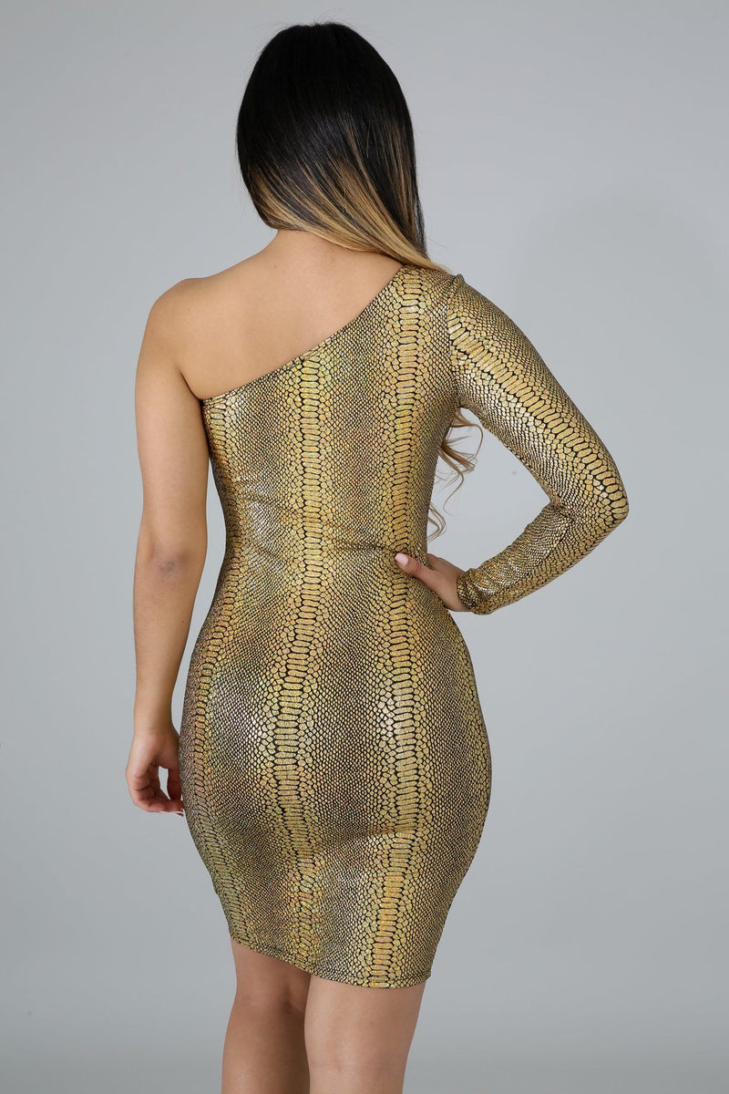 Shine Bomb Dress | GitiOnline