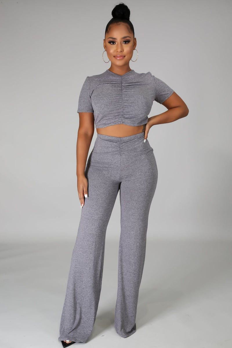 Feel The Feels Pant Set