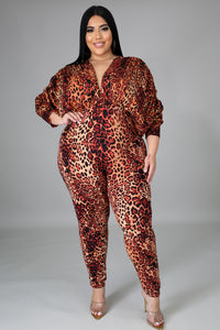 Leopard King Jumpsuit