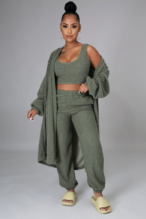 3pc Day Off Pant Set