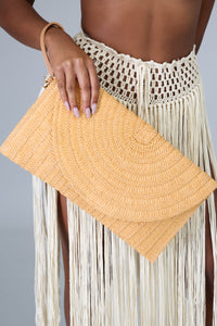 Poolside Vibes Clutch Purse | GitiOnline