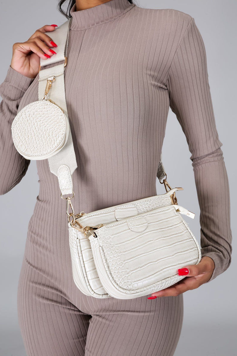 All About Me Trio Crossbody Bag
