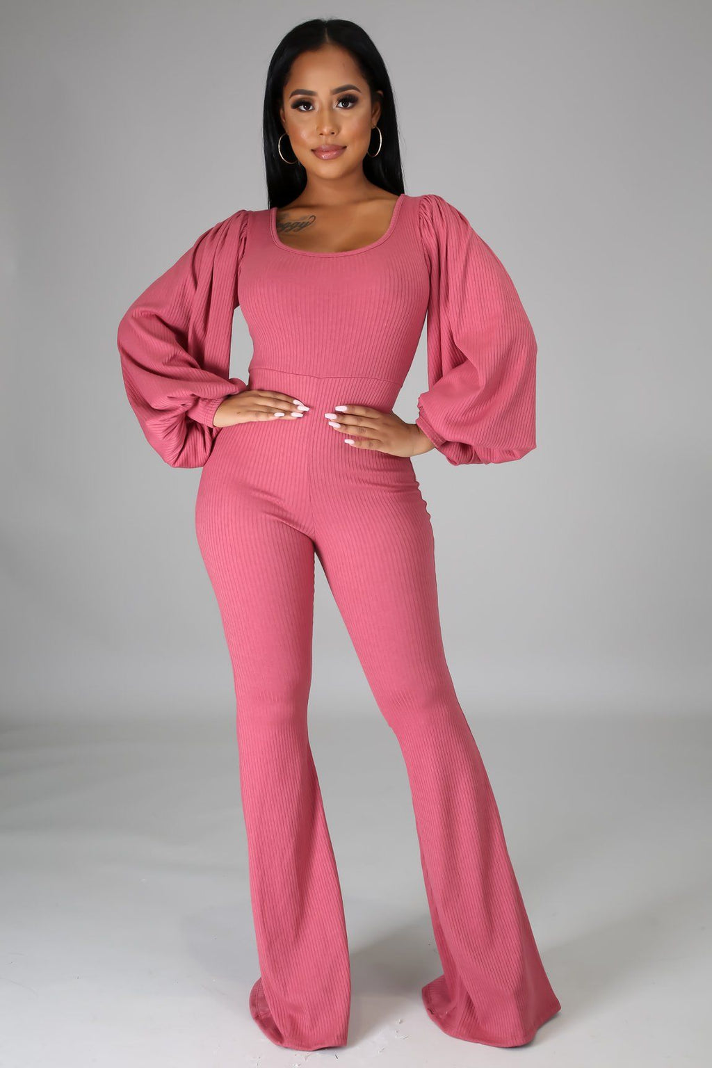 No Stress Jumpsuit