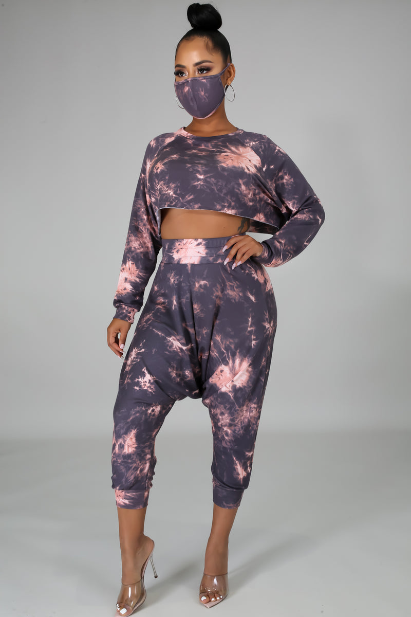 Safe And Comfy Pant Set