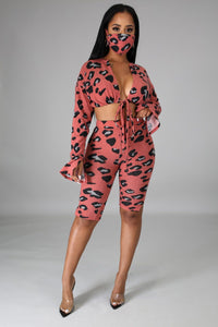 3pc So Interested Pant Set