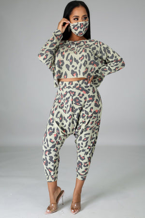 3pc Dreaming Of You Pant Set