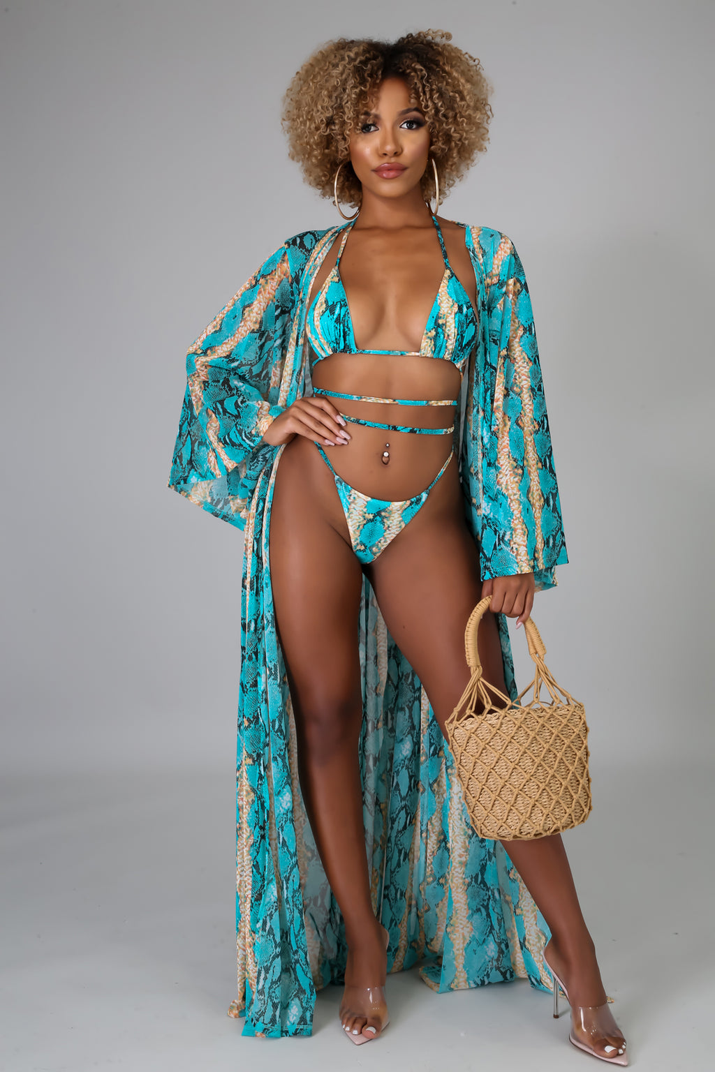Find Me At The Beach Swim Set | GitiOnline