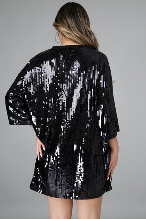 Like You're Already Famous Tunic Top