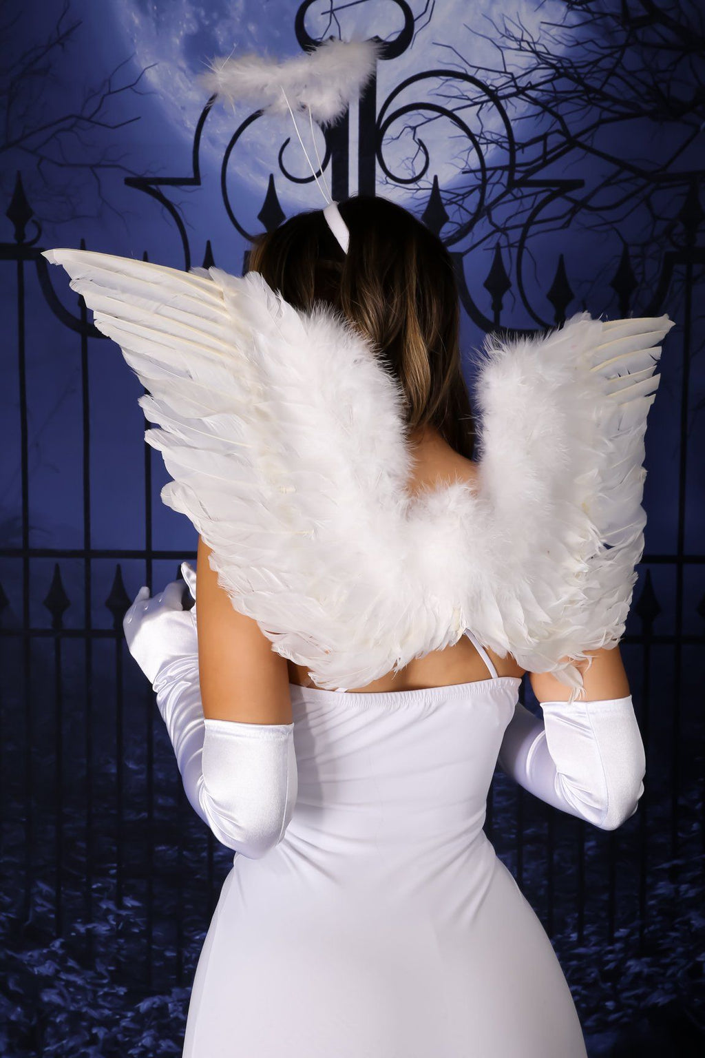 She's No Angel Wings Set