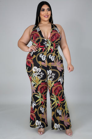 All The Prints Jumpsuit