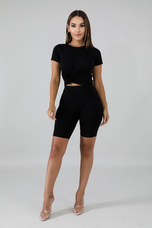 Jersey Short Set | GitiOnline