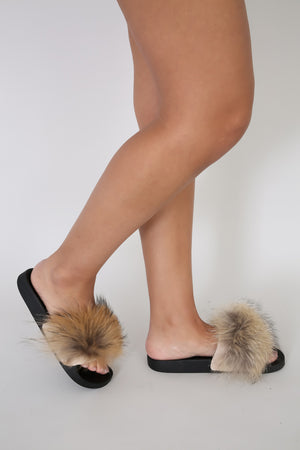 Furlicious Sandals | GitiOnline