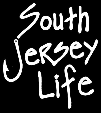 South Jersey Life die-cut decal - Woods & Waves