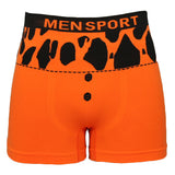 Mens Boxers Cow