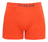 G3Ltd Mens Boxers Ultra Bright - Microfibre Boxers - 4