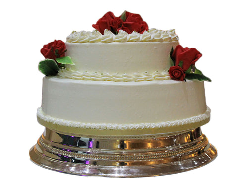 2 Tier Tower Cake Code W02