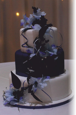 3 Tier Tower Cake Code W105