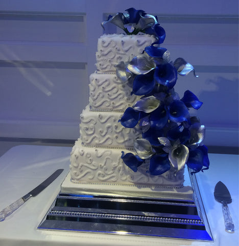 4 Tier Tower Cake Code W80