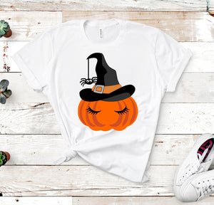 Pumpkin Witch SVG, EPS, DXF and PNG - JenCraft Designs