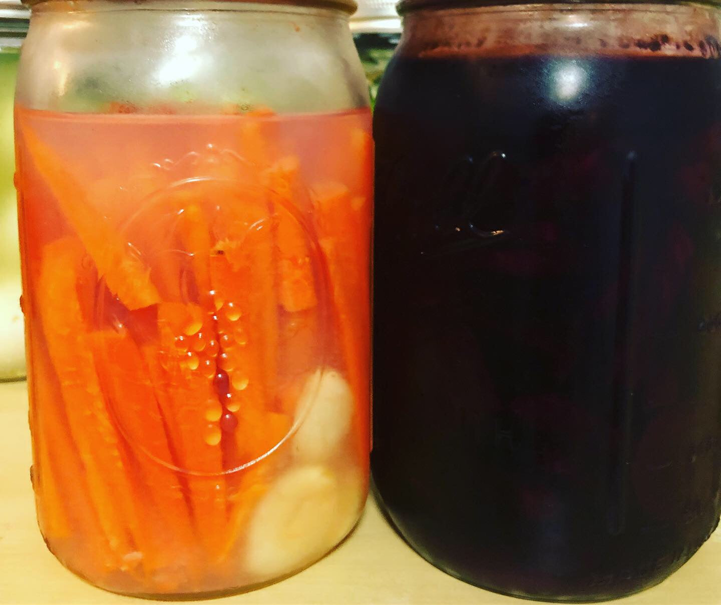 Preserving the Harvest: Pickling, Canning, Freezing & Drying