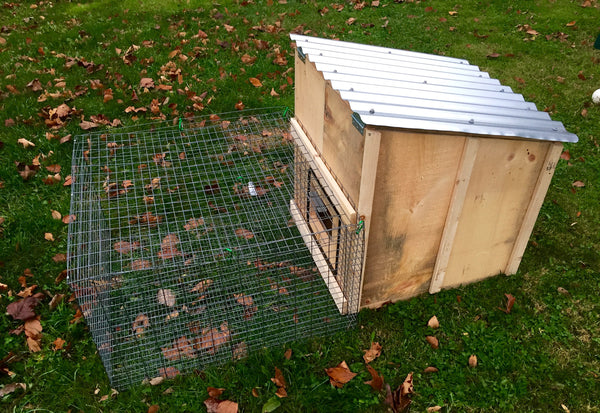 Modular Rabbit Hutch