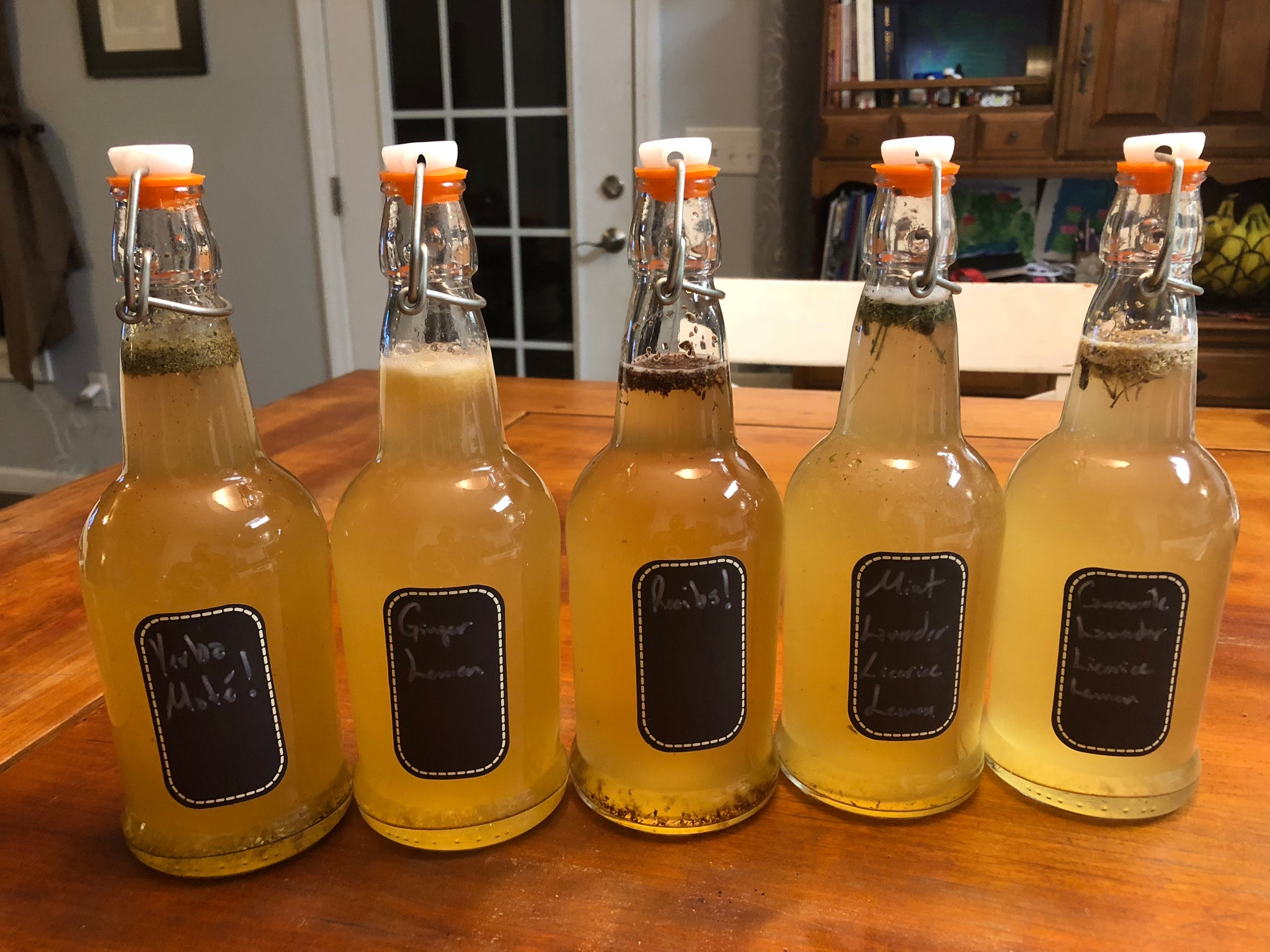 Homemade Kombucha - Intensive ONLINE Workshop