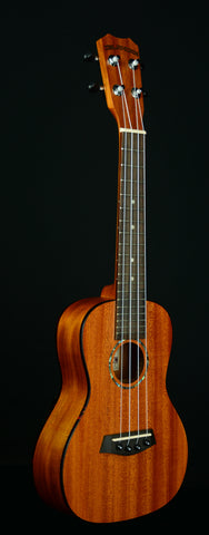 ISLANDER BY KANILE'A – NEW CONCERT SCALE SOLID MAHOGANY UKULELE!