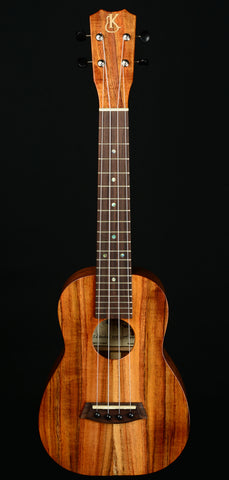 Kanile'a K1-C Select Gloss Hawaiian Koa Concert with Case